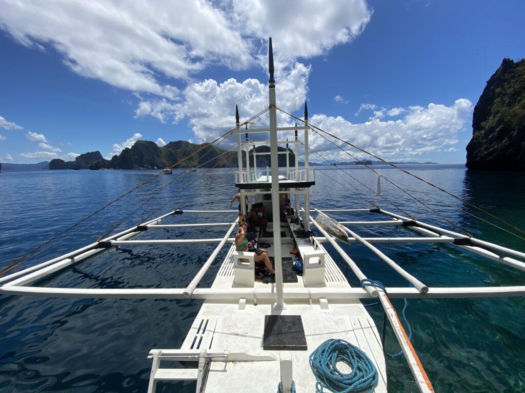 Tour A, island hopping, tour en bateau privé