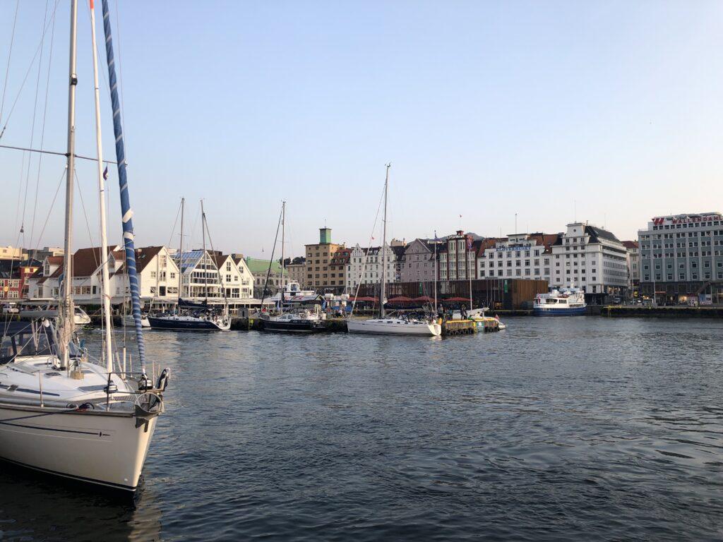 Waterfront, Bergen