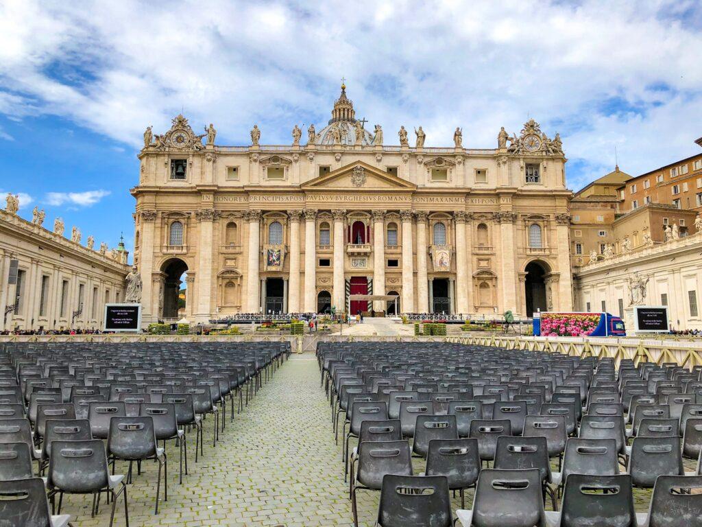 Basilique Saint Pierre- Vatican