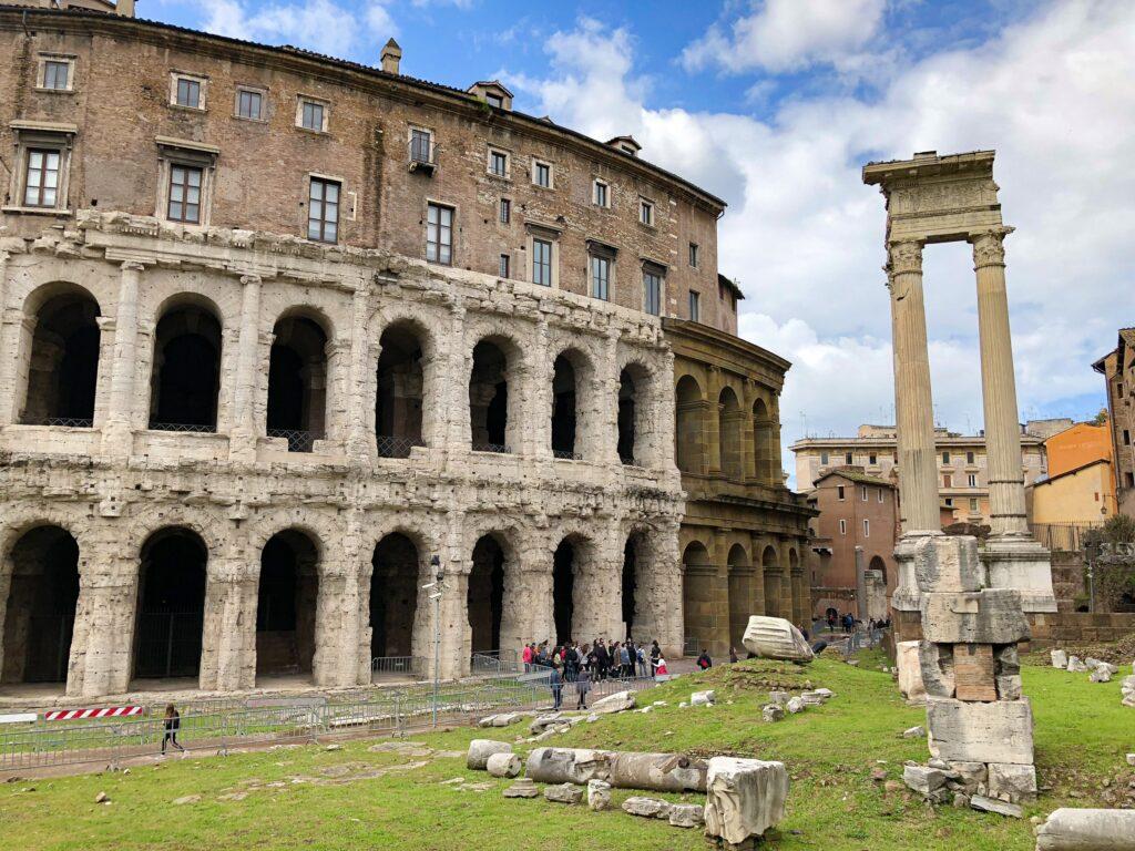 Teatro di Marcello - Rome